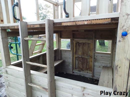 Choosing a Play Crazy Bespoke Climbing Frame - PlayCrazy