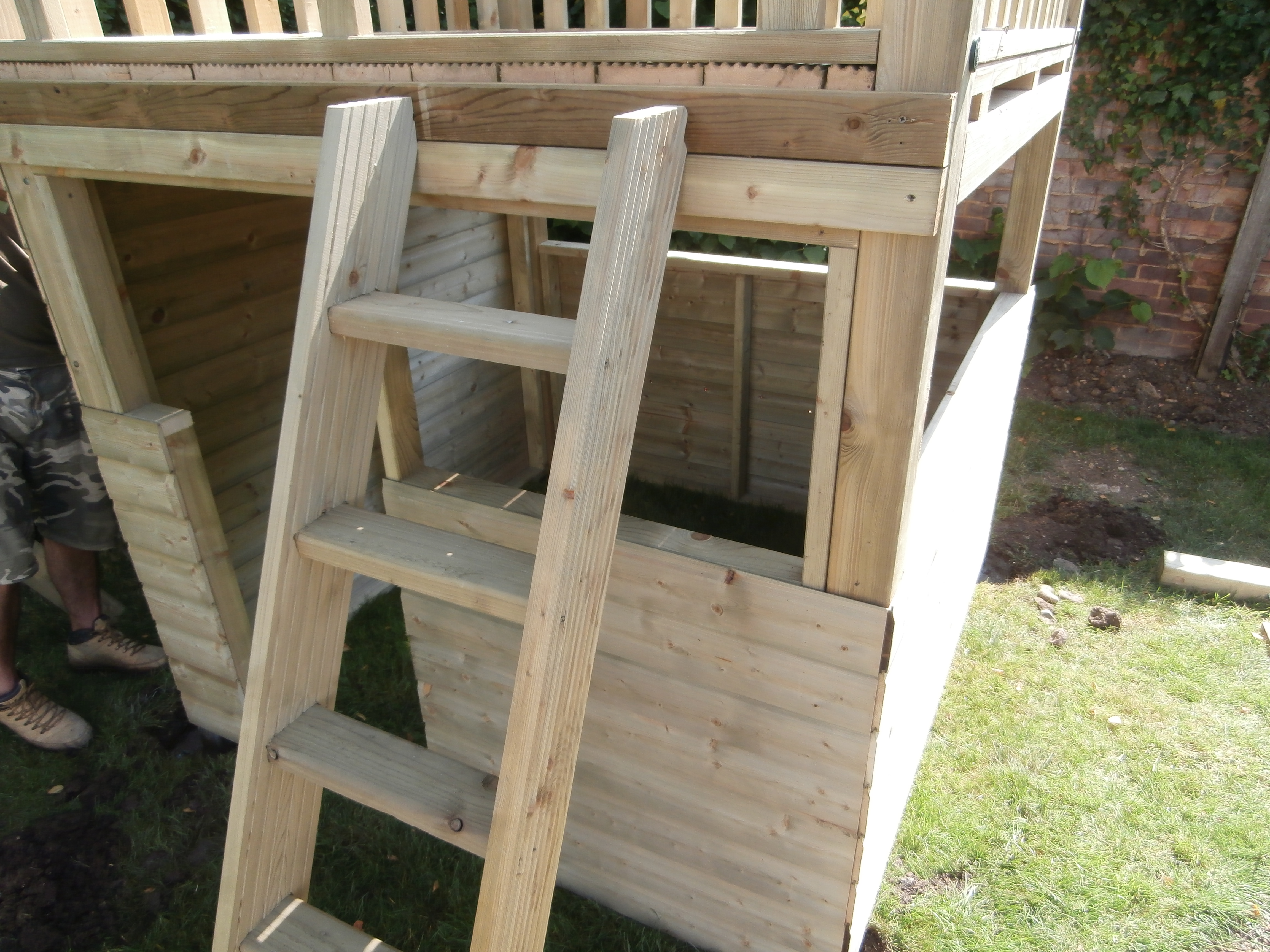 Play Crazy Climbing Frame Play Houses and Play Cabins - PlayCrazy